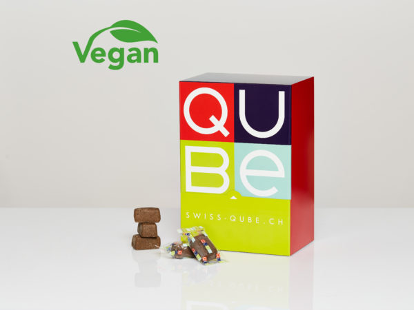 Swiss-QUBE Wochenration Vegan