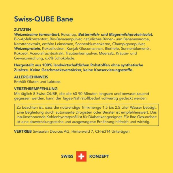 Foodprofile-Swiss-QUBE-bane-Zutaten